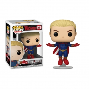 Figurka Funko Pop THE BOYS - Homelander Levitating 978