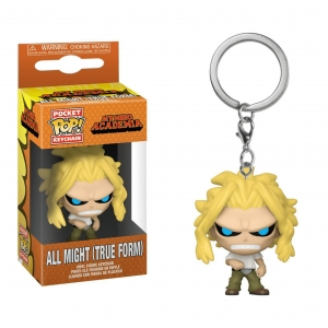 Brelok Funko MY HERO ACADEMIA - All Might (True Form)
