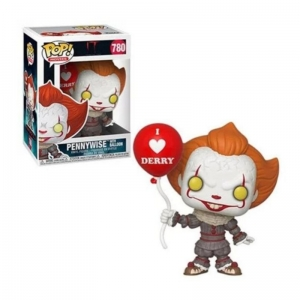 Figurka Funko Pop TO - Pennywise with balloon 780
