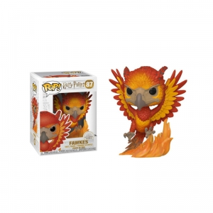 Figurka Funko Pop HARRY POTTER - Fawkes Feniks 87