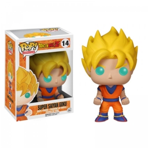 Figurka Funko Pop DRAGON BALL - Super Saiyan Goku14