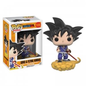 Figurka Funko Pop DRAGON BALL - Goku & Flying Nimbus