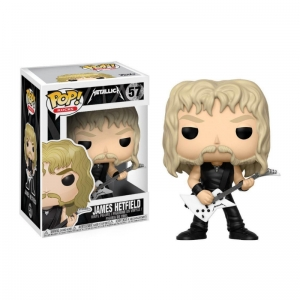 Figurka Funko Pop METALLICA - James Hetfield 57