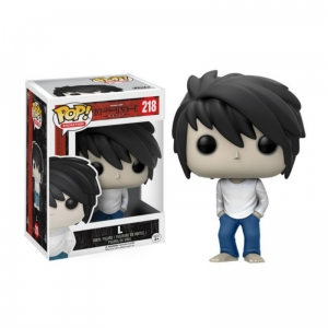 Figurka Funko Pop DEATH NOTE - L 218