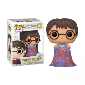Figurka Funko Pop HARRY POTTER - Harry Potter z peleryną112