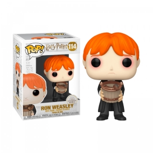Figurka Funko Pop HARRY POTTER - Ron Weasley z wiadrem 114