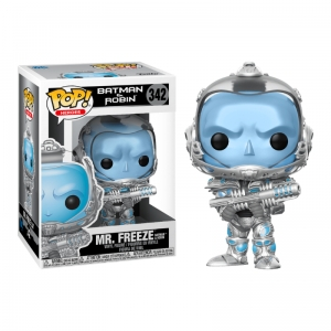 Figurka Funko Pop BATMAN & ROBIN - Mr. Freeze 342