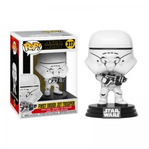 Figurka Funko Pop STAR WARS / GWIEZDNE WOJNY - First Order Jet Trooper 317