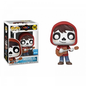 Figurka Funko Pop COCO - Miguel with guitar Wondercon Convention Exclusive