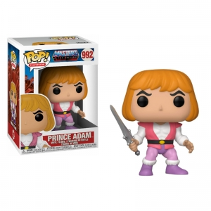 Figurka Funko Pop MASTERS OF THE UNIVERSE / HE-MAN - Prince Adam 992